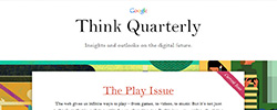 Think Quarterly by Google