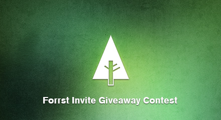 [Forrst Invite Giveaway Contest]
